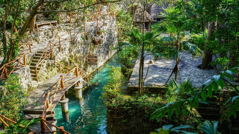 Xel ha et xcaret, deux parcs pour toute la famille sur la riviera maya au mexique